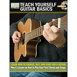 Hal Leonard Teach Yourself Guitar Basics (Book/CD Package) (701232)