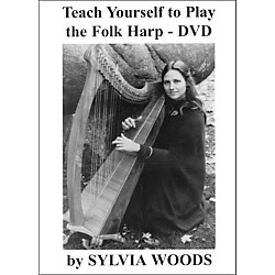 Hal Leonard Teach Yourself To Play The Folk Harp - DVD (320595)