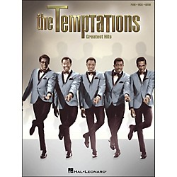 Hal Leonard Temptations Greatest Hits arranged for piano, vocal, and guitar (P/V/G) (306129)