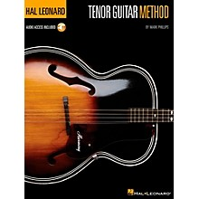 Hal Leonard Hal Leonard Tenor Guitar Method Book/Audio Online