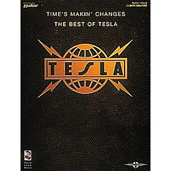 Hal Leonard Tesla - Times Makin' Changes Book (2501263)