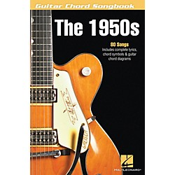 Hal Leonard The 1950s - Guitar Chord Songbook (699922)