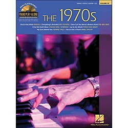 Hal Leonard The 1970s - Piano Play-Along Volume 58 (CD/Pkg) arranged for piano, vocal, and guitar (P/V/G) (311461)