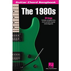 Hal Leonard The 1980S - Guitar Chord Songbook (700551)