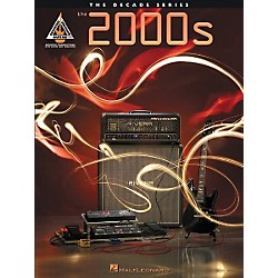 Hal Leonard The 2000's Guitar Tab Songbook (690761)