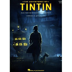 Hal Leonard The Adventures Of Tintin - Music From The Motion Picture Soundtrack for Piano Solo (313632)