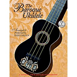 Hal Leonard The Baroque Ukulele - A Jumpin' Jim's Ukulele Songbook Book/CD (102886)