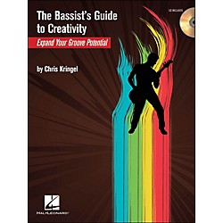 Hal Leonard The Bassist's Guide To Creativity Book/CD (695921)