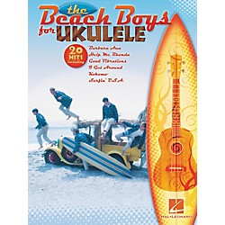 Hal Leonard The Beach Boys for Ukulele Book (701726)