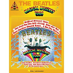 Hal Leonard The Beatles - Magical Mystery Tour Guitar Tab Songbook (691030)