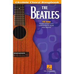 Hal Leonard The Beatles - Ukulele Chord Songbook (703065)