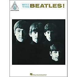 Hal Leonard The Beatles -Meet The Beatles Guitar Tab Songbook (691067)