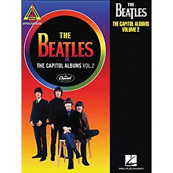 Hal Leonard The Beatles: The Capitol Albums Volume 2 Guitar Tab Songbook (690903)