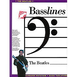 Hal Leonard The Beatles Bass Guitar Tab Songbook (690170)