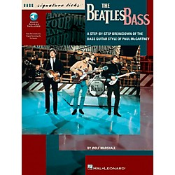 Hal Leonard The Beatles Bass Signature Licks Book with CD (695283)
