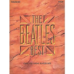 Hal Leonard The Beatles Best Guitar Songbook (696081)