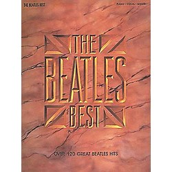 Hal Leonard The Beatles Best Piano, Vocal, Guitar Songbook (356223)