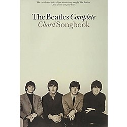 Hal Leonard The Beatles Complete Guitar Chord Songbook (306349)