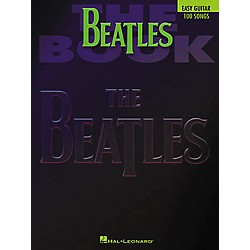 Hal Leonard The Beatles Easy Guitar Tab Book (699266)