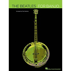 Hal Leonard The Beatles For Banjo Songbook (700813)