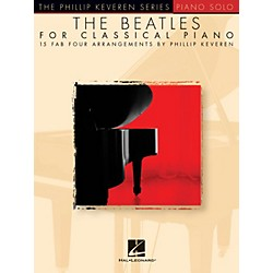 Hal Leonard The Beatles For Classical Piano - Phillip Keveren Series (312189)