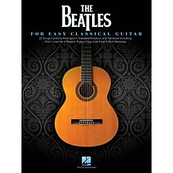 Hal Leonard The Beatles For Easy Classical Guitar (With Tab) (124414)