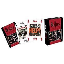 Hal Leonard The Beatles Playing Cards (The Singles) (117289)