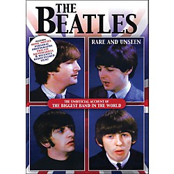 Hal Leonard The Beatles Rare And Unseen The Unofficial Account Of The biggest Band In The World DVD (320940)