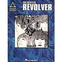 Hal Leonard The Beatles Revolver Guitar Tab Book (694891)