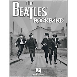 Hal Leonard The Beatles Rock Band arranged for piano, vocal, and guitar (P/V/G) (307095)