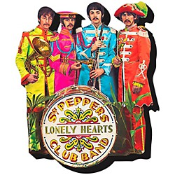 Hal Leonard The Beatles Sgt. Pepper  Chunky Magnet (125622)