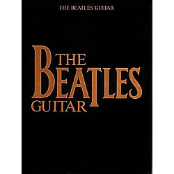 Hal Leonard The Beatles Solo Guitar Tab Arrangments Book (696088)
