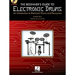 Hal Leonard The Beginner's Guide to Electronic Drums Book W/CD (6620157)