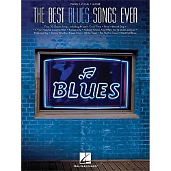 Hal Leonard The Best Blues Songs Ever for PVG (Piano/Vocal/Guitar) (312874)