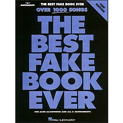Hal Leonard The Best Fake Book Ever Eb Edition (240084)