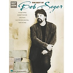 Hal Leonard The Best of Bob Seger Easy Guitar (Book) (702196)