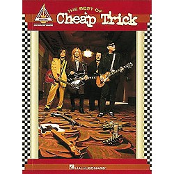 Hal Leonard The Best of Cheap Trick Guitar Tab Book (690043)