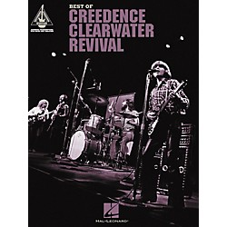 Hal Leonard The Best of Creedence Clearwater Revival Guitar Tab Songbook (690819)