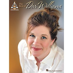 Hal Leonard The Best of Dar Williams Guitar Tab Songbook (690672)