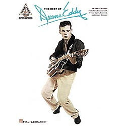 Hal Leonard The Best of Duane Eddy Guitar Tab Songbook (690250)