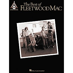 Hal Leonard The Best of Fleetwood Mac Guitar Tab Songbook (690664)