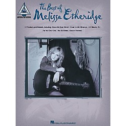 Hal Leonard The Best of Melissa Etheridge Guitar Tab Songbook (690555)