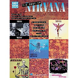 Hal Leonard The Best of Nirvana Guitar Tab Book (702096)