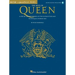 Hal Leonard The Best of Queen Guitar Tab Book (695097)