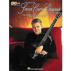 Hal Leonard The Best of Steven Curtis Chapman Easy Guitar Tab Songbook (702033)