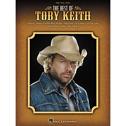 Hal Leonard The Best of Toby Keith Piano, Vocal, Guitar Songbook (306706)