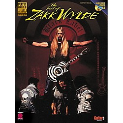 Hal Leonard The Best of Zakk Wylde Book with CD (2500199)