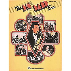 Hal Leonard The Big Band Era Piano, Vocal, Guitar Songbook (359260)