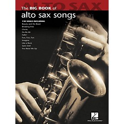 Hal Leonard The Big Book Of Alto Sax Songs (842209)