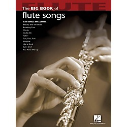 Hal Leonard The Big Book Of Flute Songs (842207)